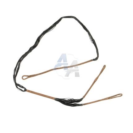 2 Câbles 3 anneaux pour arbalète Recruit Compound