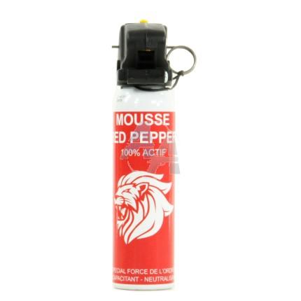 Bombe de défense Red Pepper mousse 100 ml