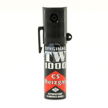 Bombe de défense TW 1000 gaz CS 15 ml