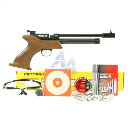 Pack Artemis CP1 M Multi calibre 4.5 mm