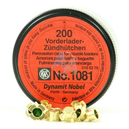 200 amorces RWS 1081