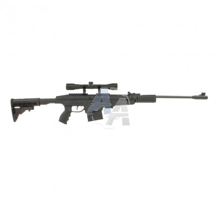 Pack Carabine à plombs Pendleton cal. 4.5 mm