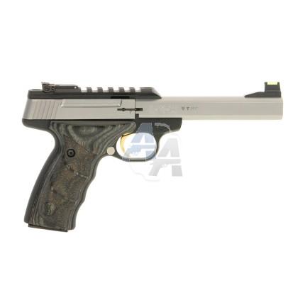 Browning Buck Mark Plus Inox UDX picatinny .22 LR
