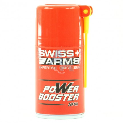 Lubrifiant pour armes à air Swiss Arms Power Booster