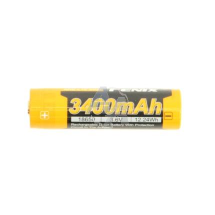 Batterie Accu Fenix 18650 Li-ion ARB-L18 3400 mAh