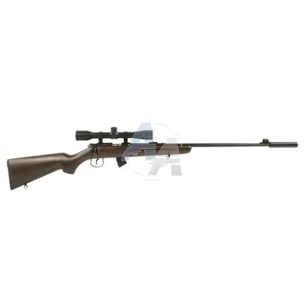 Pack carabine Norinco JW15 bois calibre .22 LR