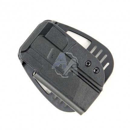 Holster Uncle Mike's Tactical Kydex gaucher pour Glock