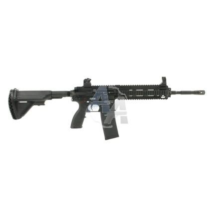 Fusil d'assaut Umarex HK416 T4E calibre  43