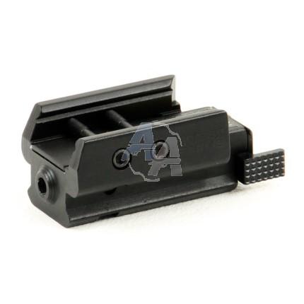Micro Laser Swiss Arms pour rail Picatinny