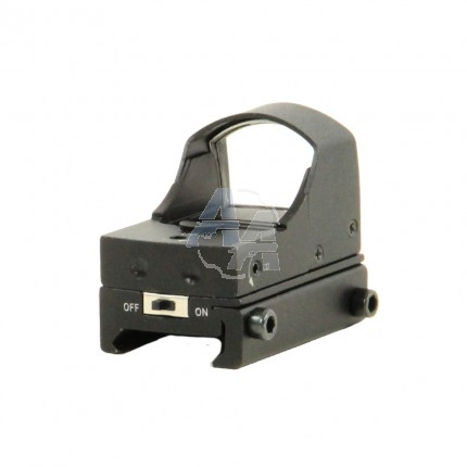 Viseur point rouge ASG Compact Dot Sight Red