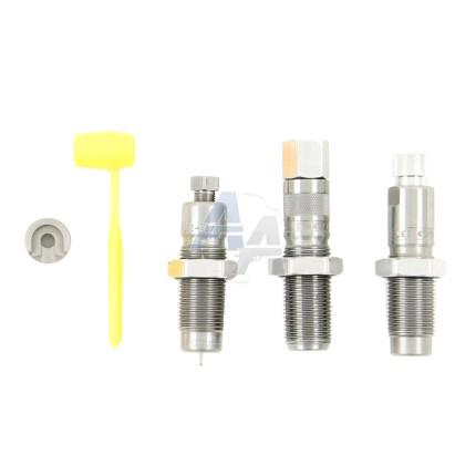 Jeu d'outils de rechargement carbure LEE Carbide