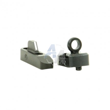 Visée ghost Ring XS Sight pour Marlin 336, 1894, 30AS