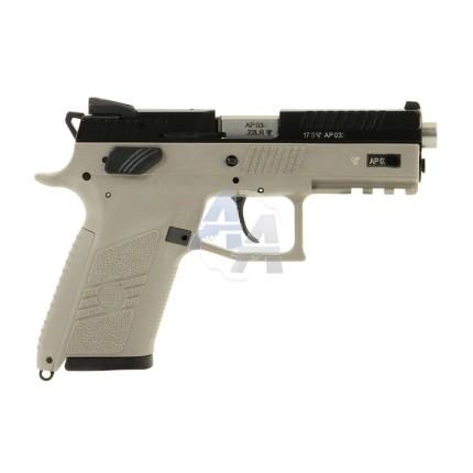 Pistolet CZ P07 Kadet Urban grey .22 LR fileté ou non