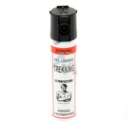 Bombe de défense Le protecteur Trekking, 75 ml