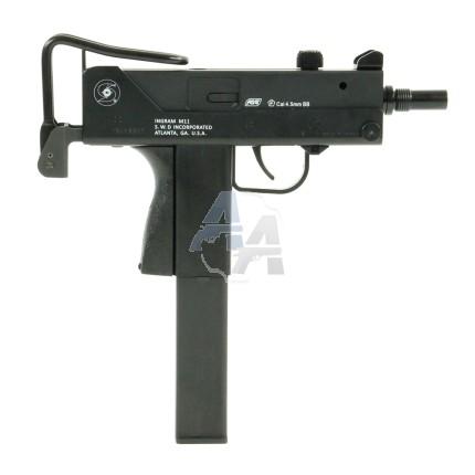 Pistolet mitrailleur Ingram M11 ASG calibre 4.5 mm BB