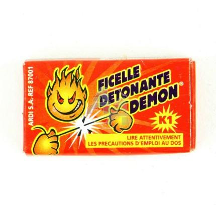 12 ficelles détonantes Demon, Ardi