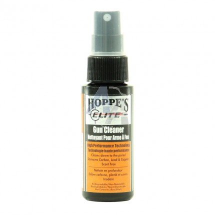Spray de nettoyant pour arme Hoppe's Elite 59 ml