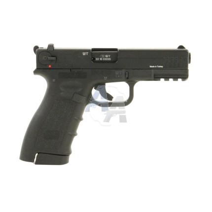 Pistolet à blanc ISSC M22 calibre 9 mm PAK