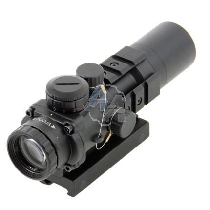 Lunette Burris AR-332 Prism Sight 3x32 réticule lumineux 809fbe1e6dc0