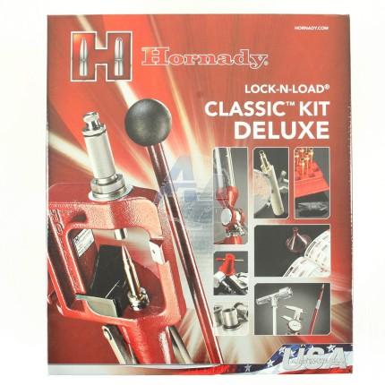 Kit de rechargement Hornady Lock-n-load Classic Deluxe