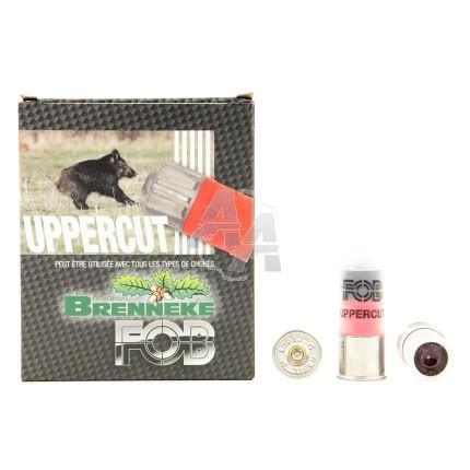 10 munitions FOB Brenneke Uppercut, 12/67