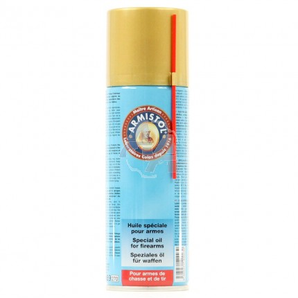 Spray d'huile pour arme Armistol, 200 ml