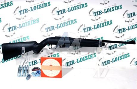 Crosman RepeatAir 1077, pack carabine à plombs