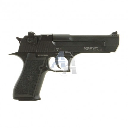 Pistolet à blanc Retay Eagle-X 9mm PAK couleur au choix
