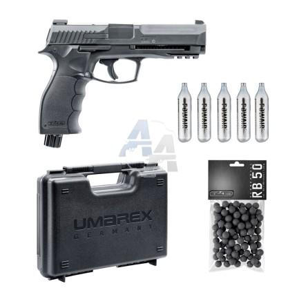 Walther T4E HDP50 11 J, pack sécurité luxe