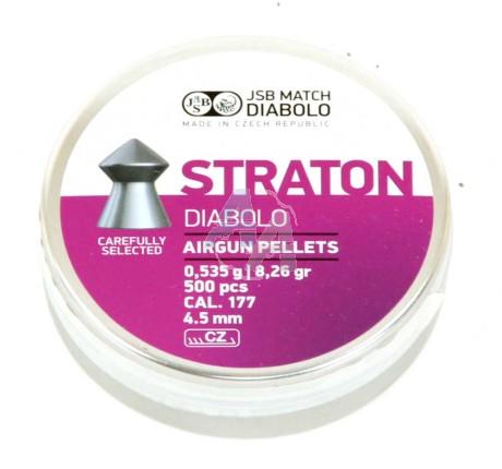 Plombs JSB Straton Diabolo, 4.5 mm