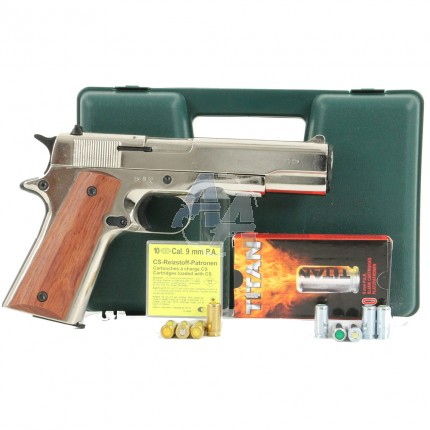 Pack Kimar 911 Chrome, arme de défense
