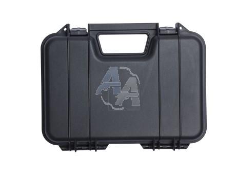 Mallette pour arme de poing ASG noire 19x31 cm