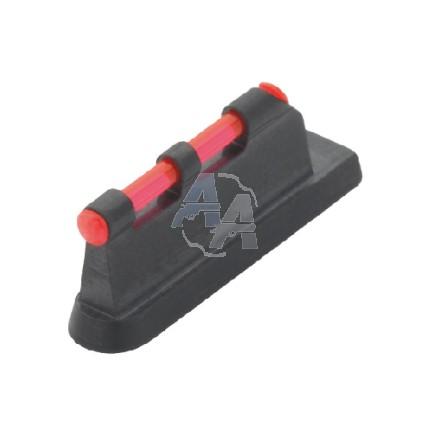 Guidon à fibre optique MC52F LPA pour arme de chasse