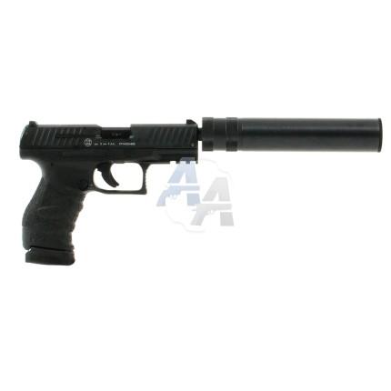 Pistolet de défense Umarex Walther PPQ Navy noir