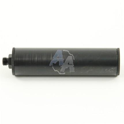 Silencieux pour pistolet à blanc, filetage M8x1.25