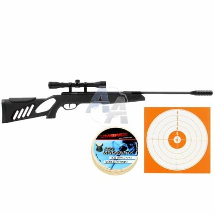 Pack Swiss Arms TAC 1 calibre 4.5 mm