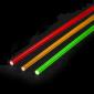 Fibre optique LPA Ø 1 mm, couleur au choix
