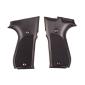 Plaquettes synthétiques pour pistolet Walther CP88
