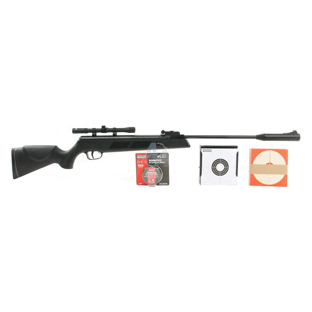Pack découverte Artemis SR1000S calibre 4 5 mm