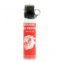 Bombe de défense Red Pepper mousse 100 ml
