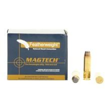 20 munitions Magtech Featherweight 325 Grs 500 S&W