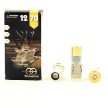 6 munitions Sauvestre balle flèche calibre 12/70