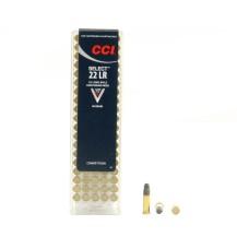 100 munitions CCI Select calibre .22 LR
