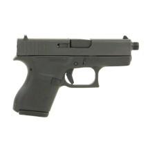 Pistolet Glock 43 Gen4 fileté, calibre 9x19 mm