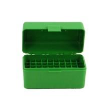 Boîte à munitions MTM Case Gard 50 pour .223 Rem