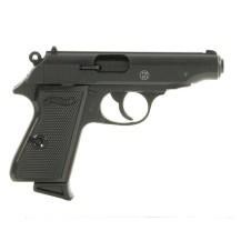 Pistolet à blanc Umarex Walther PP noir 9 mm PAK
