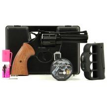 Revolver Bruni Magnum noir pack électrique discount
