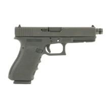 Pistolet Glock 21 Gen3 fileté, calibre .45 ACP
