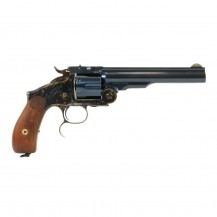 Revolver Uberti Smith & Wesson n°3 .44 Russian bleu