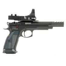 Pistolet CZ75 Czechmate, calibre 9x19 mm